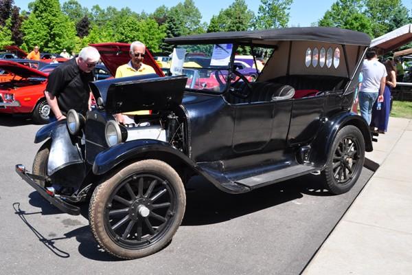 1921 Doge 4Dr Touring Don Marentette