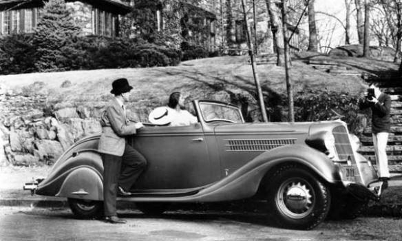 1935 Terraplane Convertible Coupe
