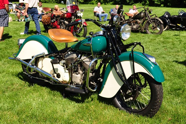 1940 Indian Chief John Erickson