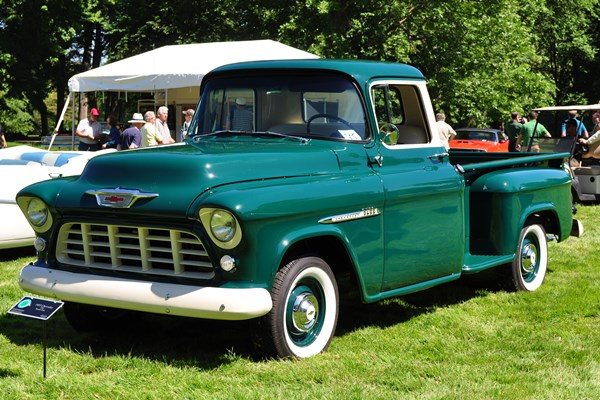 1955 Chevrolet 3300 Pickup Thomas Duke