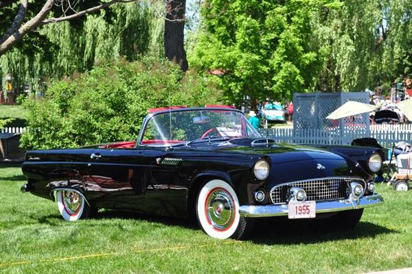 1955 Ford Thunderbird John J. Forster