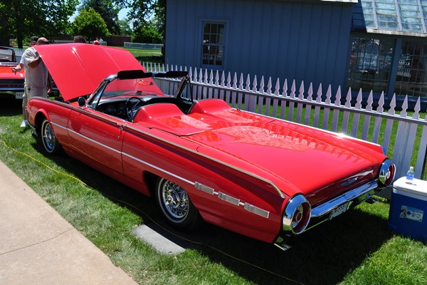 1962 Ford Thunderbird Roadster Mark Young