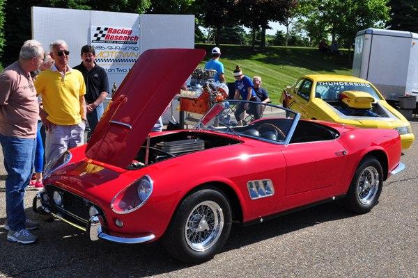 1963 Ferrari 250 GT SWB California Spyder Joe Moch