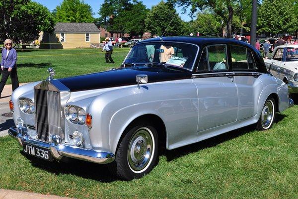 1964 Rolls-Royce Silver Cloud III Gary Rock