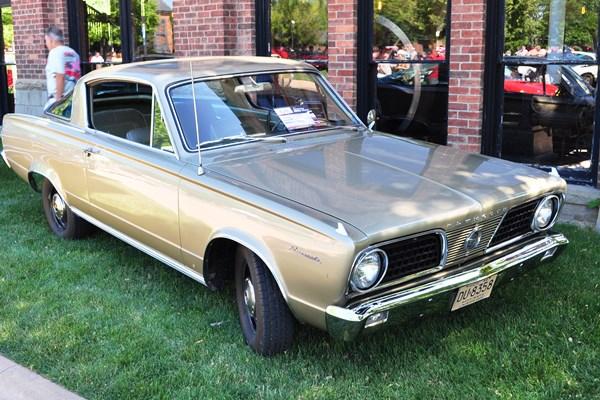 1966 Plymouth Barracuda Charles Leija