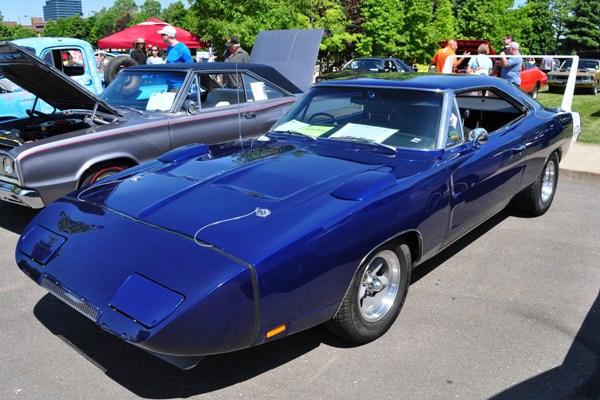 1969 Dodge Charger Daytona RHD John Pappas