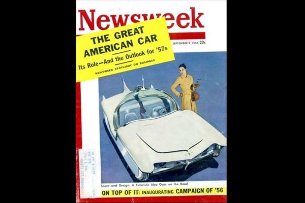Astra-Gnome Newsweek Sept 3 1956