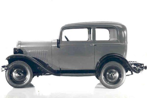 1936 Opel P4 1.1 Litre