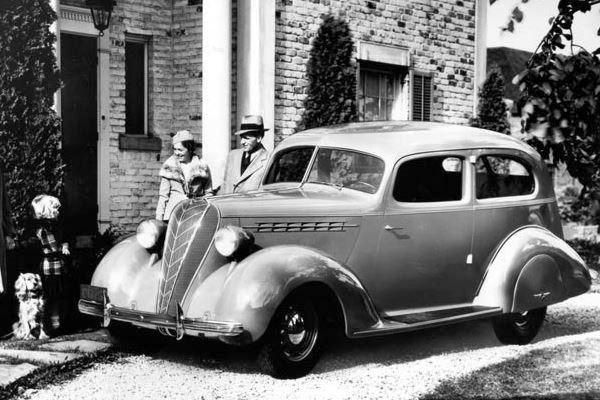 1936 Terraplane Brougham