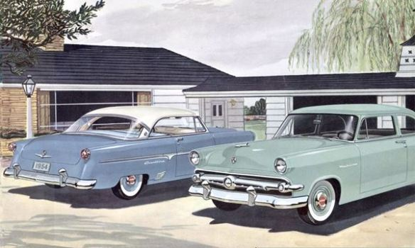 1954 Fords
