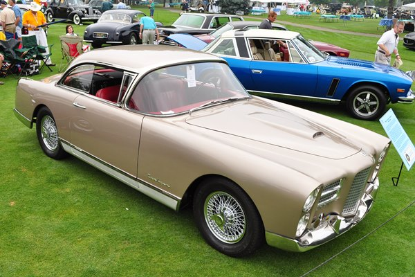1958 Facel Vega FVS Series 4 Sport Coupe Off Brothers Collection