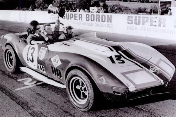 1968 Corvette L-88 Don Yenko War Bonnet Raceway
