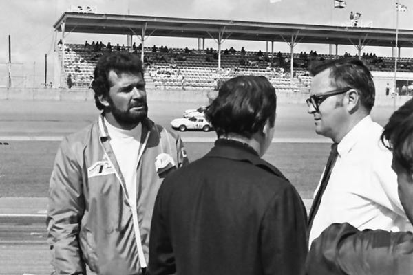 1969 Daytona 24 Hrs with Chris Economacki