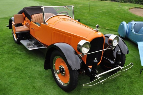 1919 Paige-Detroit 666 Daytona Boattail Speedster