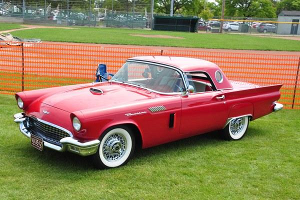 1957 Ford Thunderbird hardtop