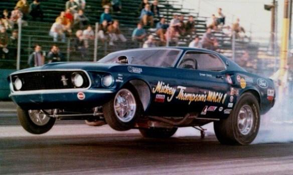 MT Mustang Danny Ongais