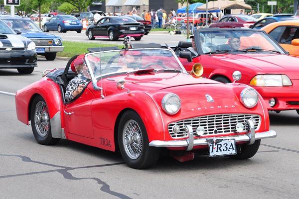 Triumph TR3-A