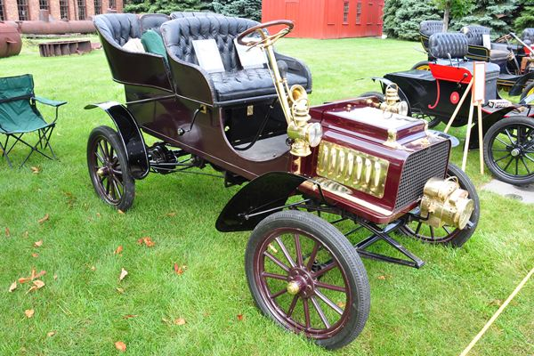 1904 Rambler Model H Edward Grace
