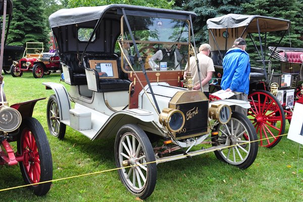 1909 Ford Model T Thomas Bowers