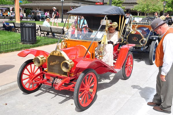 1910 Hupmobile 20 Runabout Norman Kramer