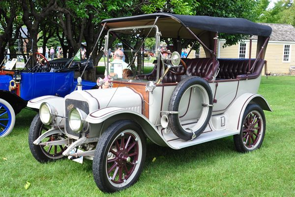 1913 White GAF 30 Touring Jeff Campbell