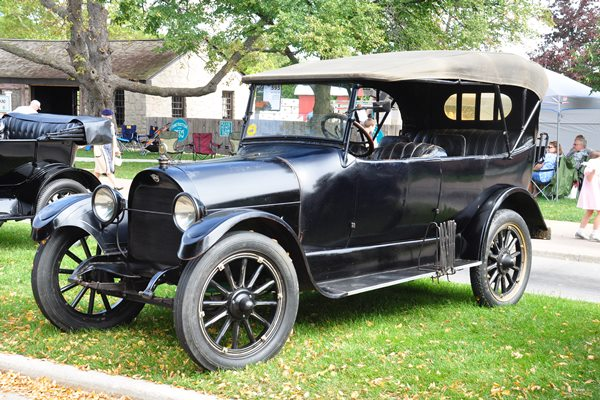 1916 Reo M6 Touring Edward Wright