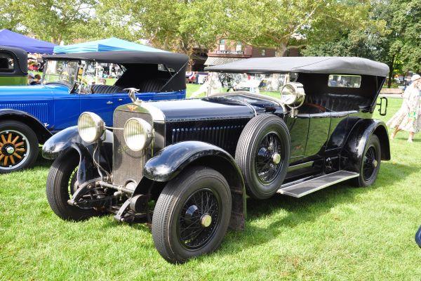 1921 Hispano-Suiza H6 Todd Nagler