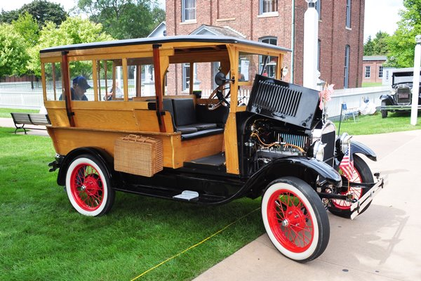 1927 Ford Model T Depot Hack Donald J. McIsaac