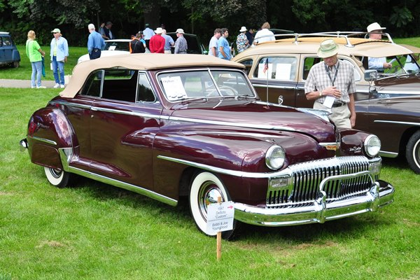 1947 DeSoto Custom Bobbi and Joe Youngblood