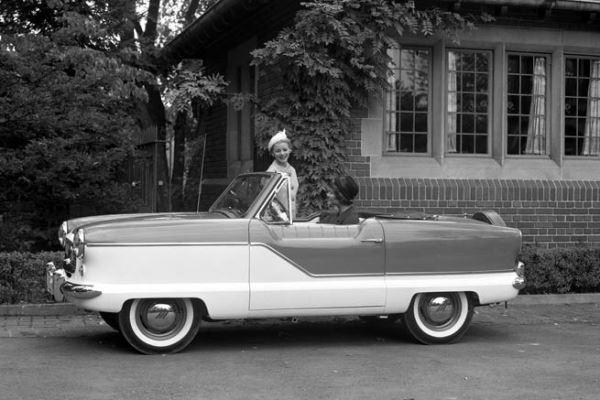 1960 AMC Metropolitan Convertible