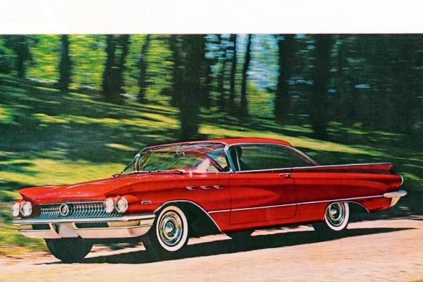 1960 Buick Invicta Sport Coupe