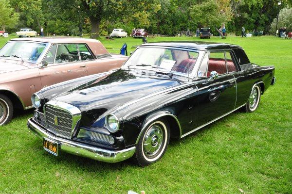 1964 Studebaker Gran Turisimo Hawk William H. Peacocke