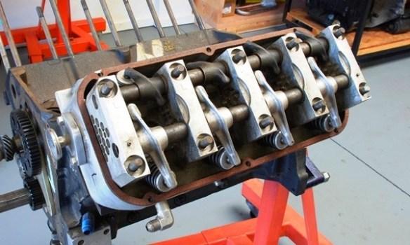 assembled head Ford Hemi
