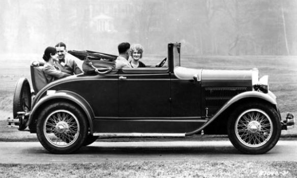 1929 Essex Convertible Coupe