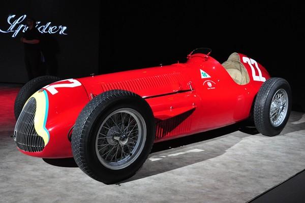 1951 Alfa-Romeo Alfetta Grand Premio Tipo 159