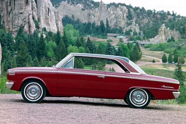1965 AMC Rambler American 440 hardtop