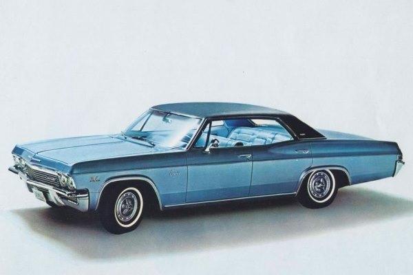 1965 Chevrolet Caprice Custom Sedan
