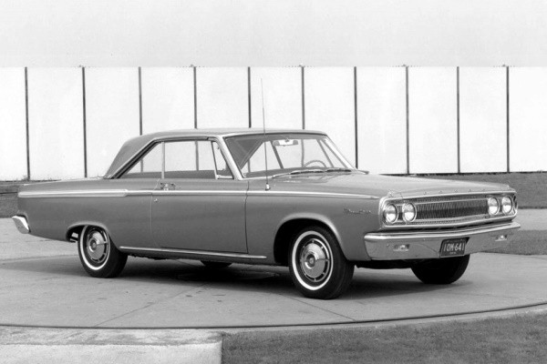 1965 Dodge Coronet 440 Hardtop Coupe