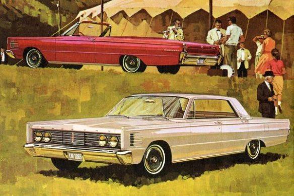 1965 Mercurys