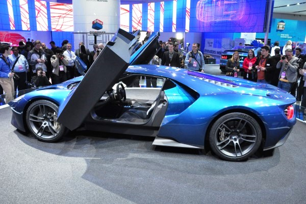 2016 Ford GT concept
