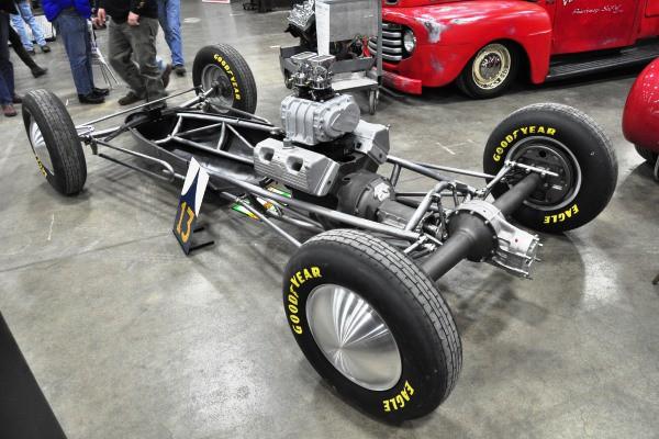 Ford V8-60 belly tanker Fox Valley Hot Rods