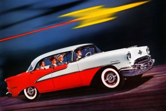 Oldsmobile Rocket History