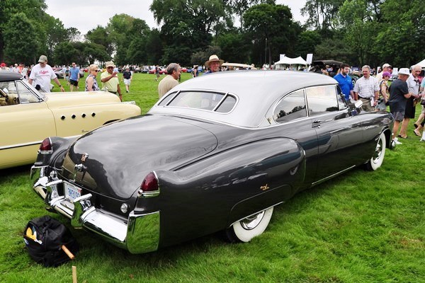 1949 Cadillac Coupe DeVille Steven Plunkett
