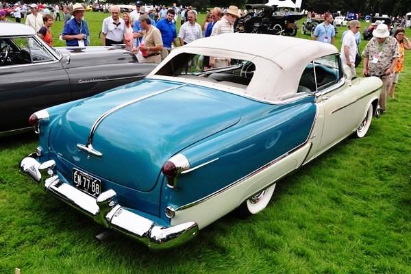 1953 Oldsmobile Fiesta Convertible Edmund Meurer