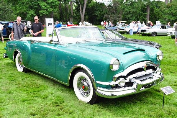 1953 Packard Caribbean Terry Adderly