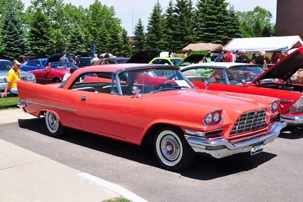 1957 Chrysler 300C Marvin Raguse
