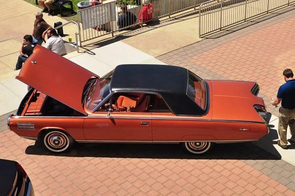 1963 Chrysler Turbine Ghia