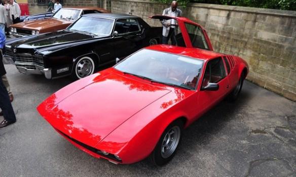 1969 De Tomaso Mangusta Chevrolet Dick Ruzzin