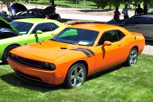 2014 Dodge Challenger RT Dwight Hankins