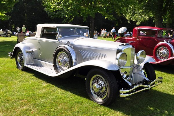 1929 Duesenberg J Murphy Convertible Coupe Donnie Gould